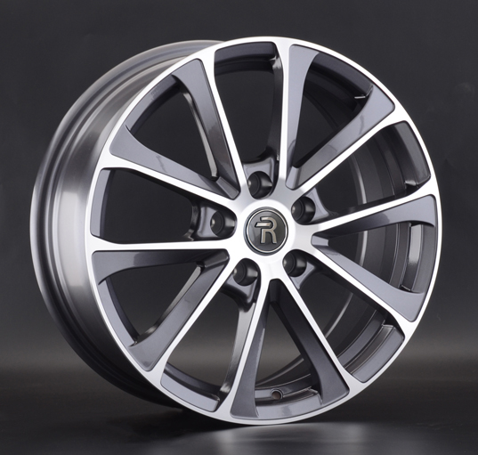 Колесный диск REPLAY FD163 7х17/5x108 D63,3 ET52,5 GMF