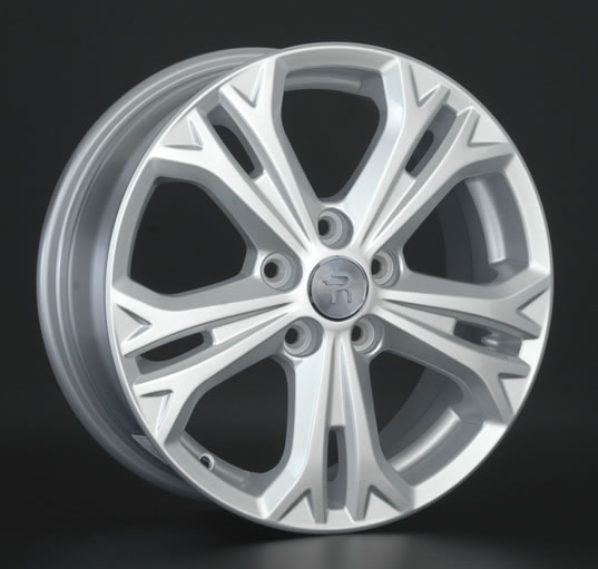 Колесный диск REPLAY FD50 6,5х16/5x108 D63,3 ET50 S