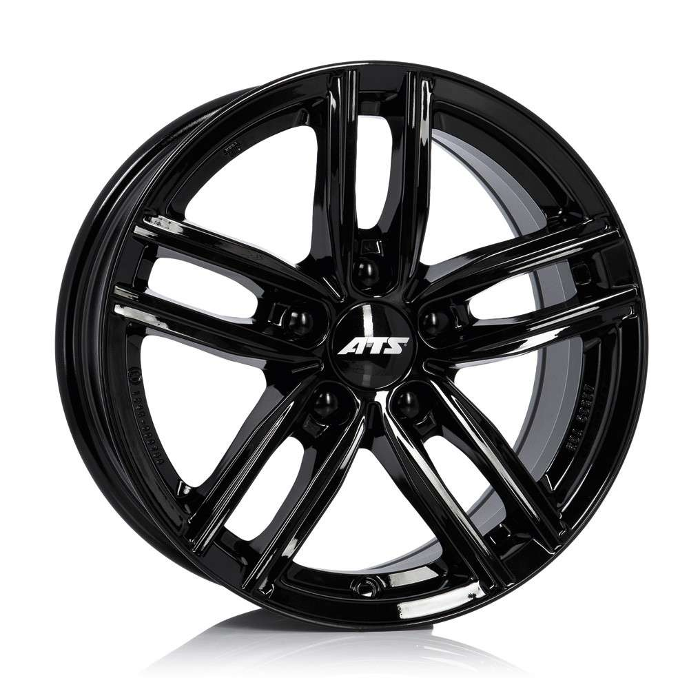 Колесный диск ATS Antares 7,5x17 5/112 ET45 d-66,6 Diamond Black (AT75745B62-6)