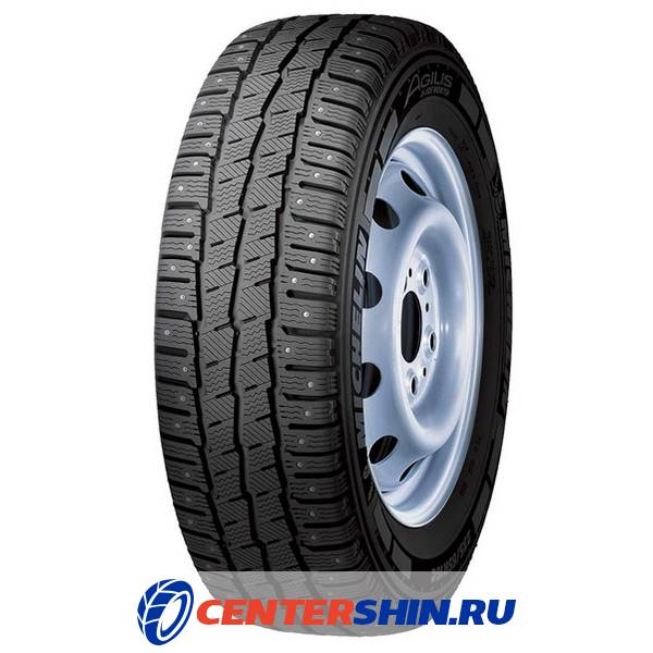 Шины Michelin Agilis X-Ice North 215/65 R16С 109/107R шип.