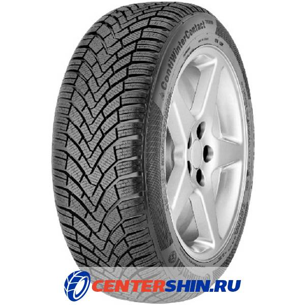 Шины Continental Conti Winter Contact 5 175/70 R13 86Т
