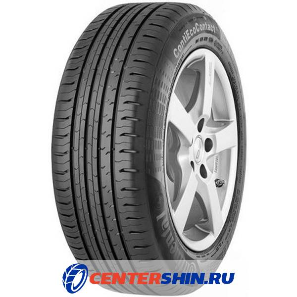 Шины Continental ContiEcoContact 5 185/65 R15 88Т