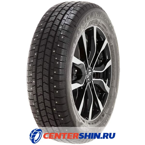 Шины Goodyear Cargo Ultra Grip2 215/65 R15C 104/102Т шип.
