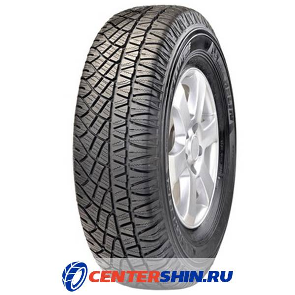 Шины Michelin Latitude Cross 235/60 R16 104H
