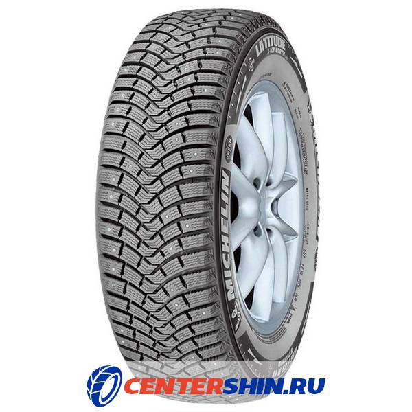 Шины Michelin Latitude X-Ice North 2 225/55 R18 102Т шип.
