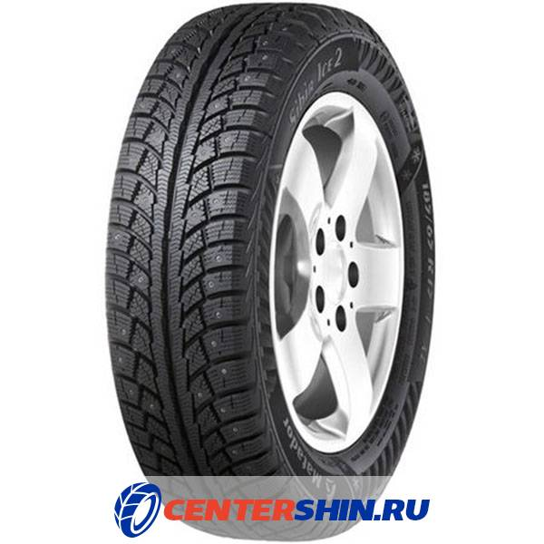 Шины Matador Sibir Ice 2 MP 30 SUV 215/70 R16 100Т шип.