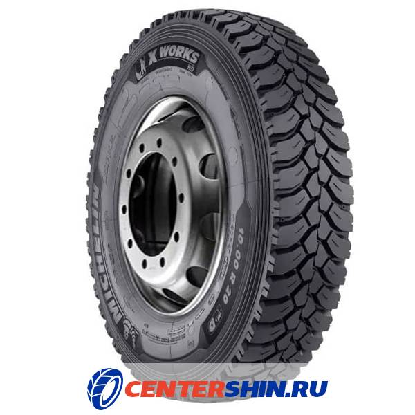 Шины Michelin X WORKS HD D 13R22.5 156/151K