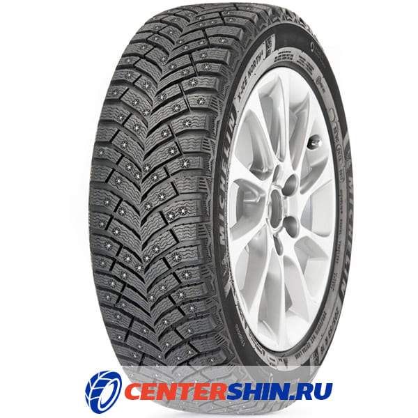 Шины Michelin X-Ice North 4 255/35 R19 96H шип.