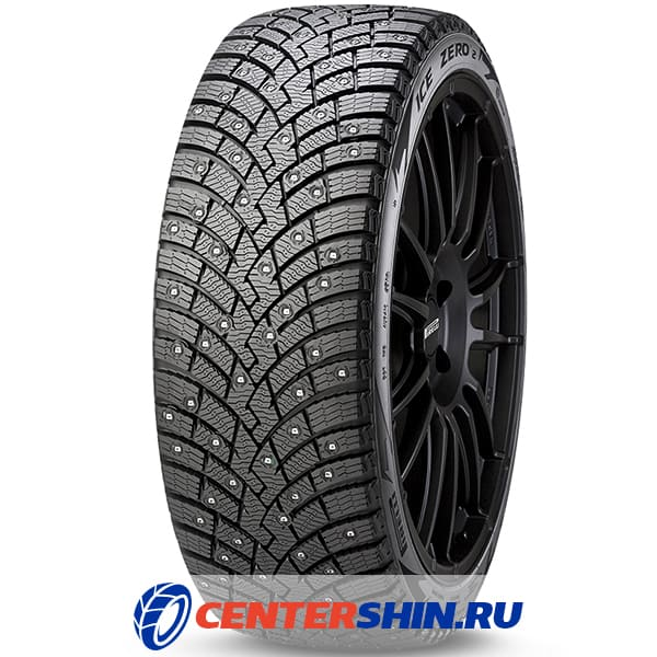 Шины Pirelli Winter Ice Zero-2 245/50 R19 105H RunFlat шип.