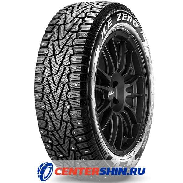 Шины Pirelli Winter Ice Zero 215/50 R17 95Т шип.