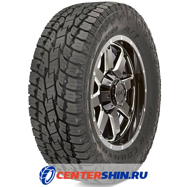 Шины TOYO Open Country A/T Plus 285/60 R18 120Т