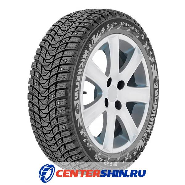 Шины Michelin X-Ice North 3 225/55 R16 99Т шип.