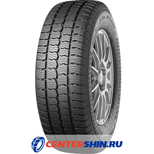 Шины Yokohama BluEarth-Van All Season RY61 215/65 R15C 104/102Т