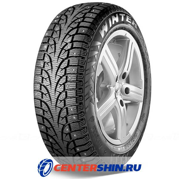 Шины Pirelli Winter Carving EDGE 225/55 R18 102Т шип.