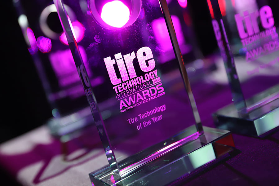 Tire Technology International Awards 2020